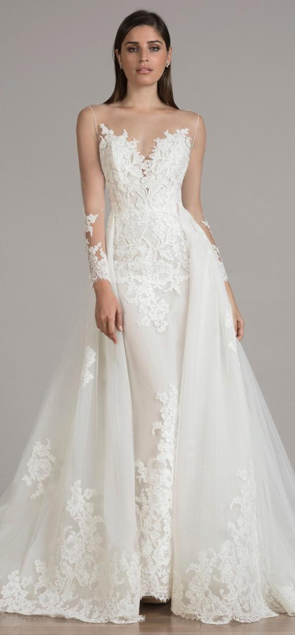 436988f376a5 Seriously Romantic Liancarlo Fall 2016 Wedding Dresses #2585790 ...
