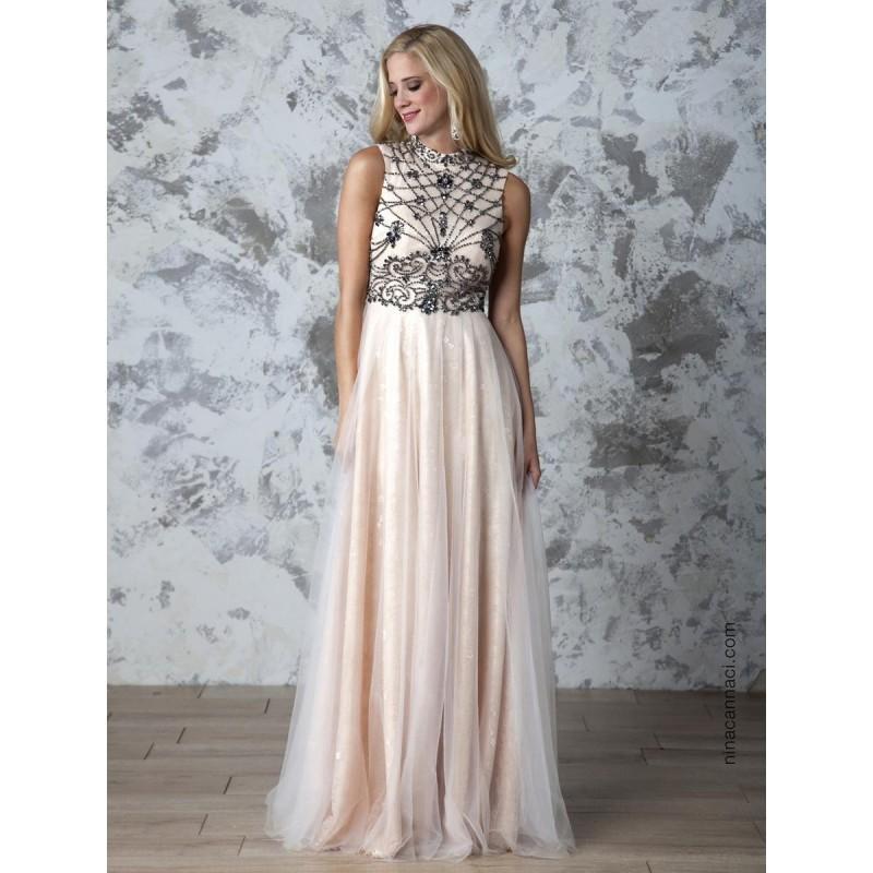زفاف - Nina Canacci 5083 - Elegant Evening Dresses