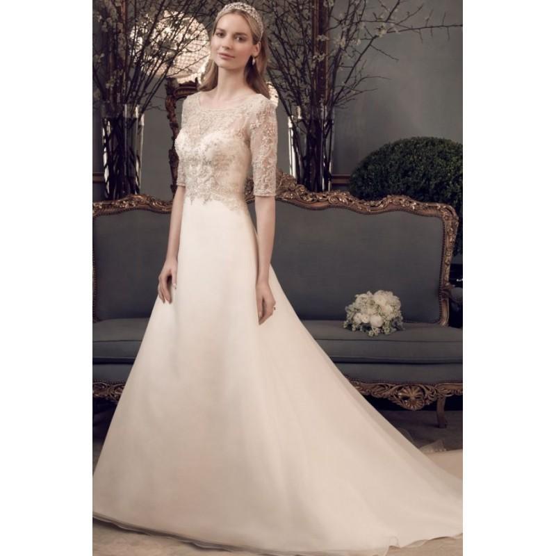 casablanca bridal style 2162 - fantastic wedding dresses #2585897