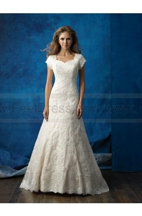 زفاف - Allure Bridals Wedding Dress Style M566