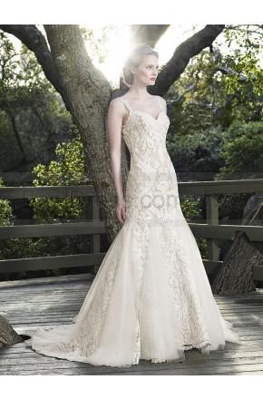 Wedding - Casablanca Bridal Style 2256 Sage
