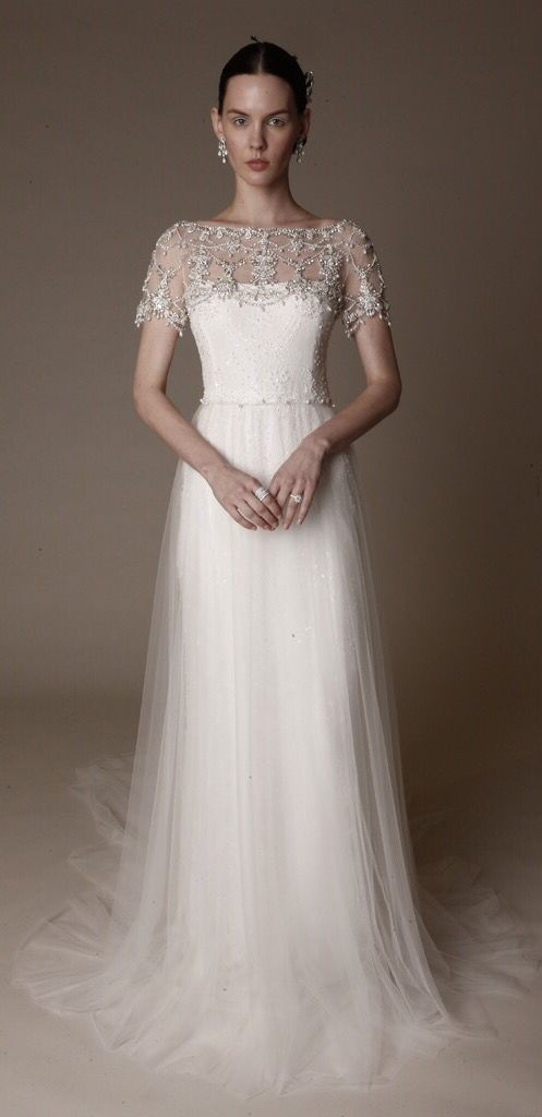 Wedding - Marchesa Bridal Spring 2016