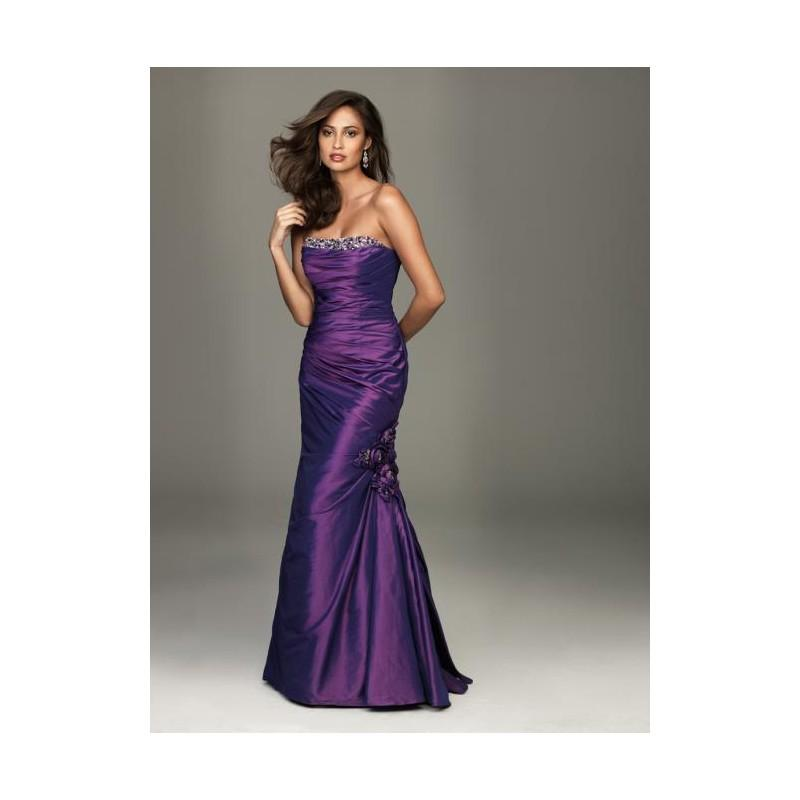 Wedding - New Arrival Nightmoves Prom Dress  (P-1475A) - Crazy Sale Formal Dresses