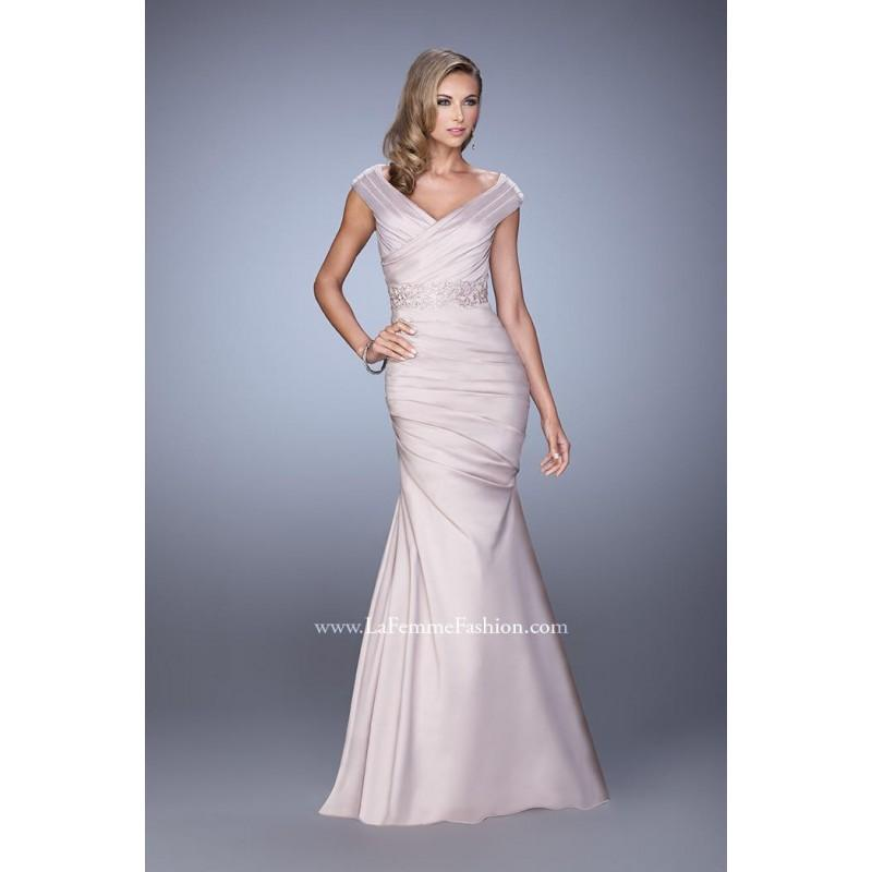 Wedding - La Femme Evening 21664 - Elegant Evening Dresses