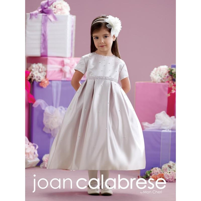 Mon Cheri Flower Girl Dresses: Joan Calabrese For Mon Cheri 215346