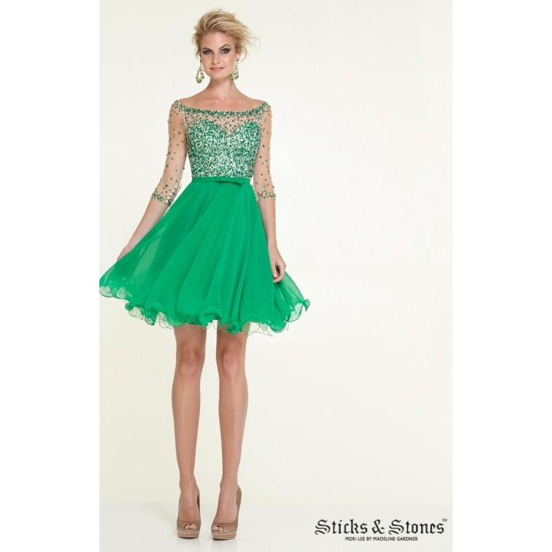 Boda - Sticks and Stones - 9301 - Elegant Evening Dresses