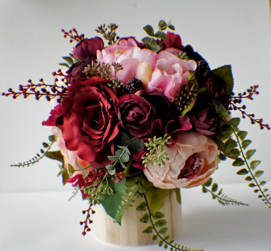 Christmas Wedding Bouquets And Flowers: Bridal Bouquet, Winter Bouquet, Winter WEdding, Christmas