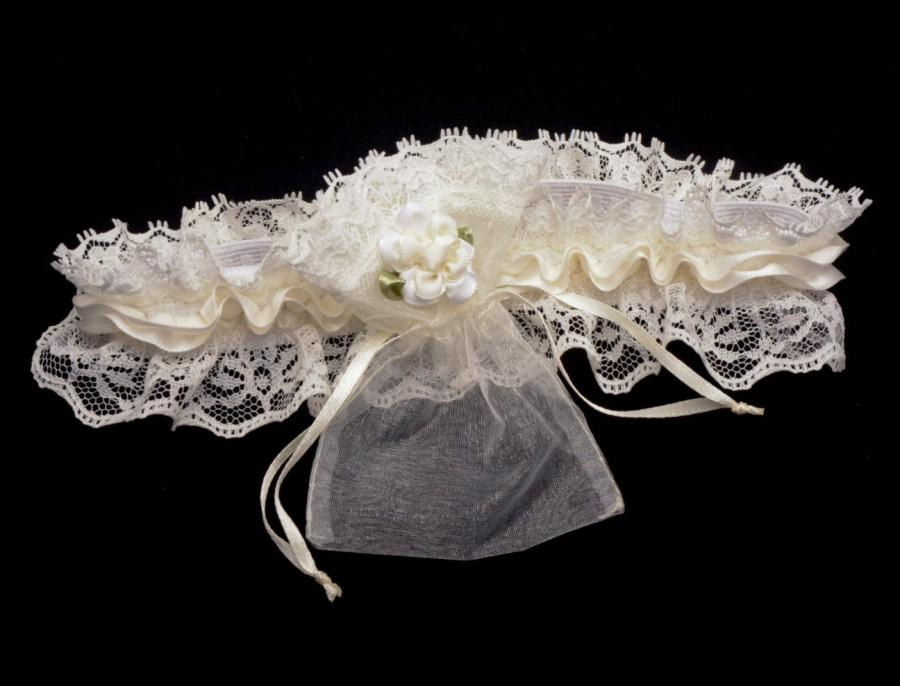 Свадьба - Garter Flask