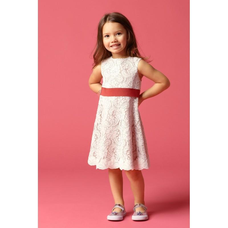 Mariage - Watters Seahorse Flower Girl Dresses - Style Addie 46639 - Formal Day Dresses