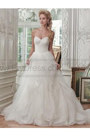 Maggie Sottero Wedding Dresses Style Ohara 6mg276 2016 Collection Formal