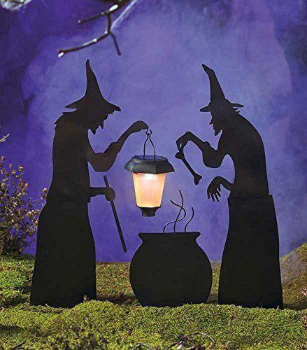 Mariage - Halloween Silhouette Yard Display Decoration