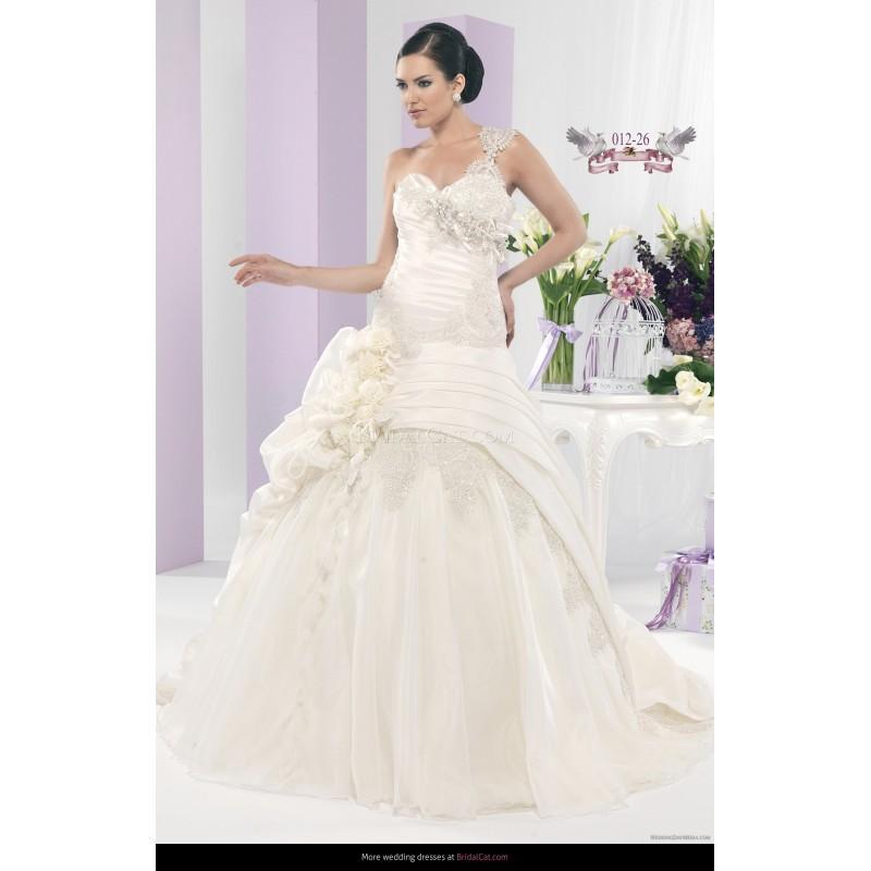 Wedding - Angelo Bianca Eden 012-26 - Fantastische Brautkleider