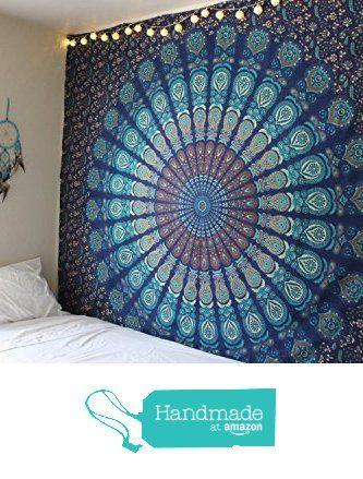 Wedding - Handmade Cotton Mandala Tapestry