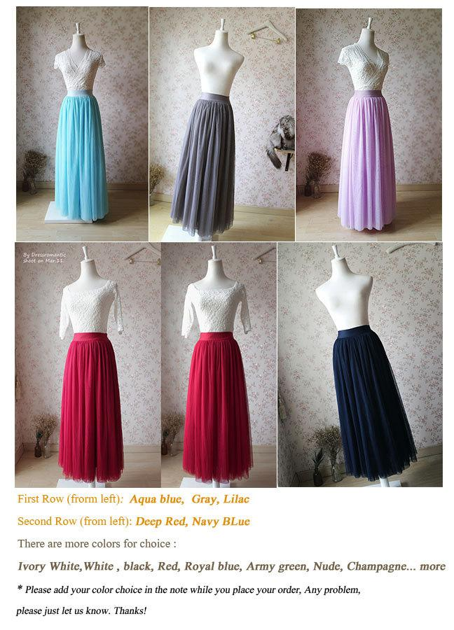 bbf763b90 Full Tulle Skirt. Maxi Tutu Skirts. Floor Length Tulle Skirt. Women's Tulle  Skirt. Bridesmaid Skirt. Women Maxi Skirt. Adult Maxi Tutu
