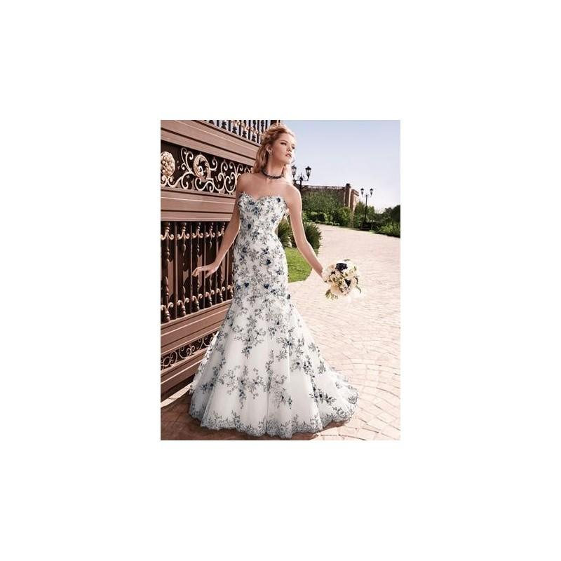 Wedding - Casablanca 2140 - Branded Bridal Gowns
