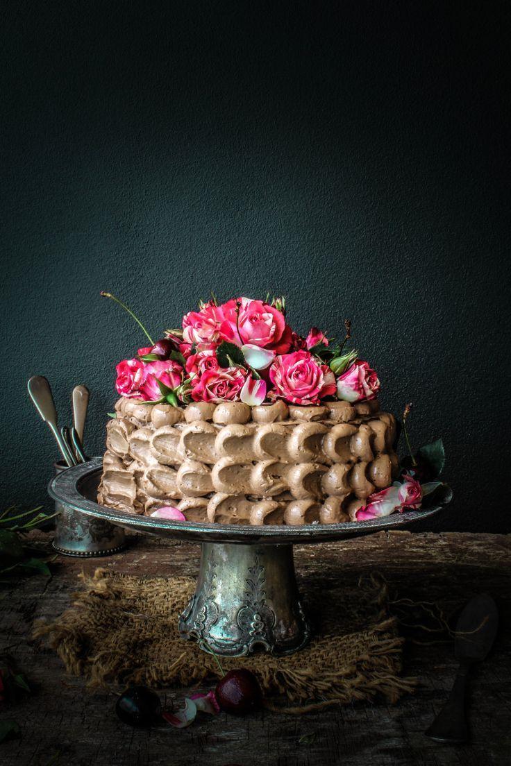 زفاف - 20 Of The Yummiest Chocolate Wedding Cakes