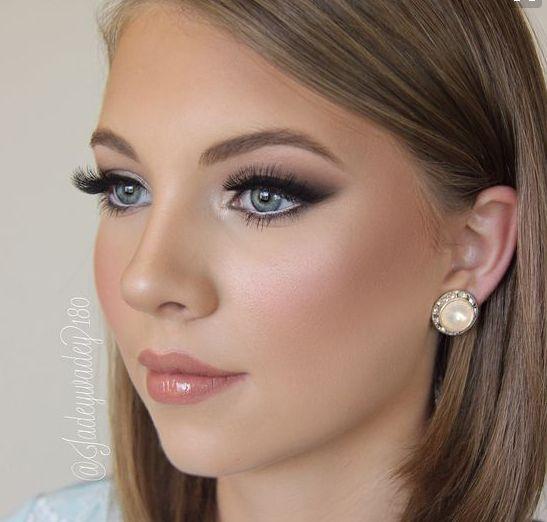 Свадьба - Wedding Inspiration – Top Bridal Makeup Looks