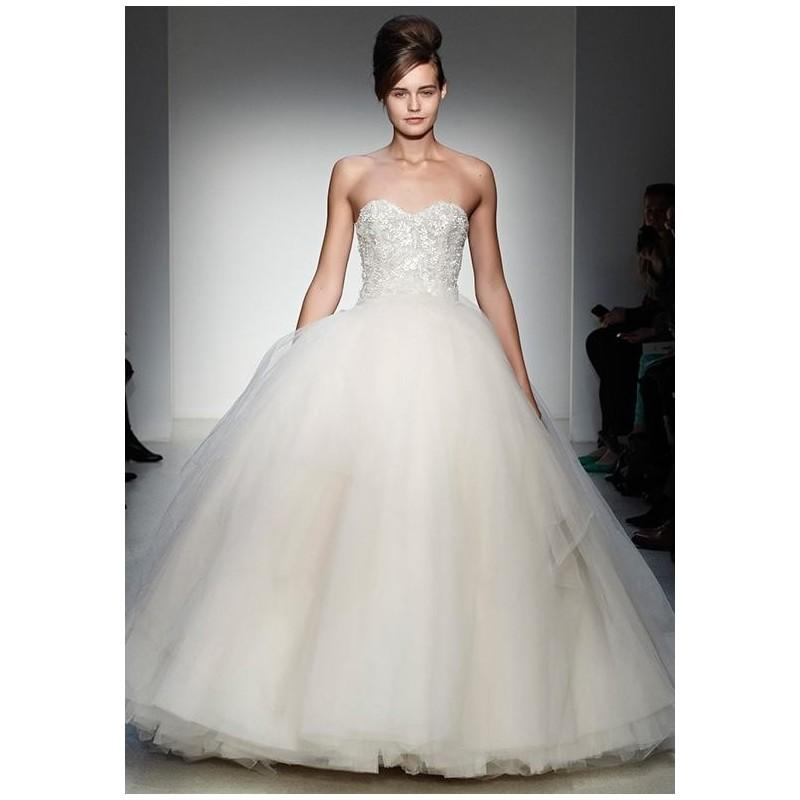 Wedding - Kenneth Pool OLYMPIA Wedding Dress - The Knot - Formal Bridesmaid Dresses 2016