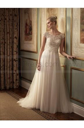 Wedding - Casablanca Bridal Style 2213
