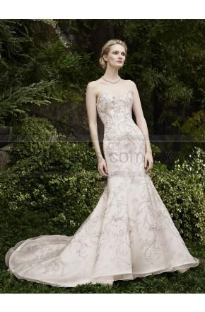 Свадьба - Casablanca Bridal Style 2246 Rosemary