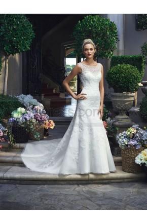 Wedding - Casablanca Bridal Style 2217