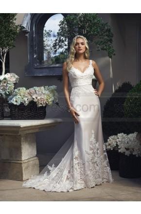 Свадьба - Casablanca Bridal Style 2210