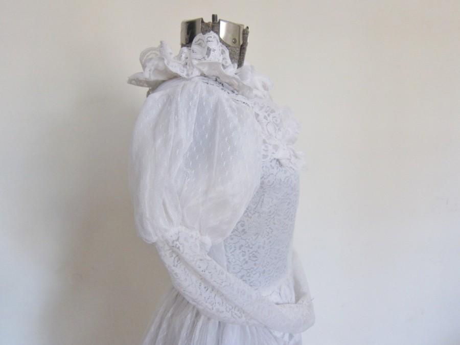 Unfinished Dress