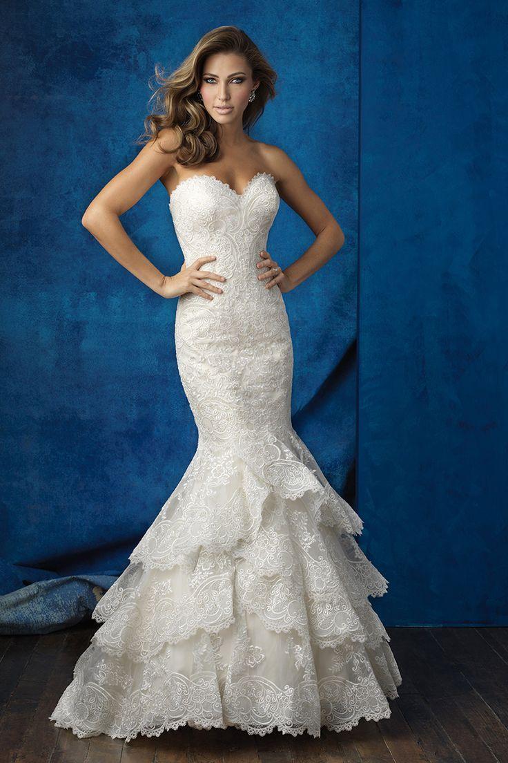 Свадьба - Luxurious Wedding Gown