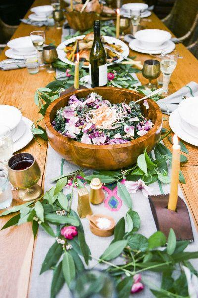 Mariage - How To Host A Farm To Table Dinner   Recipes
