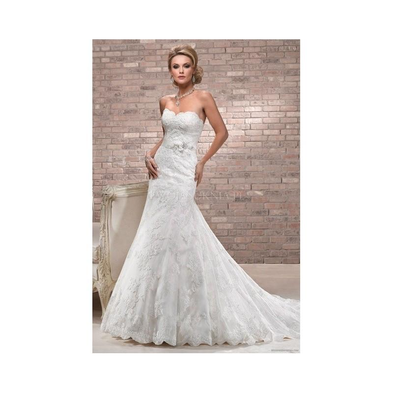 Wedding - Maggie Sottero - Divina (2012) - Alana - Glamorous Wedding Dresses
