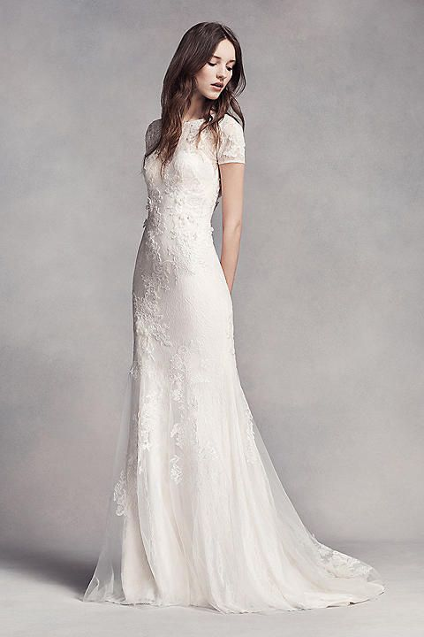Mariage - White Wedding Dresses