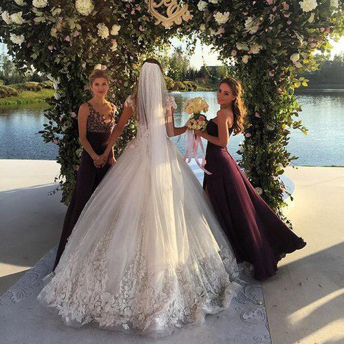 Mariage - Dresses {wedding And Bridesmaids}