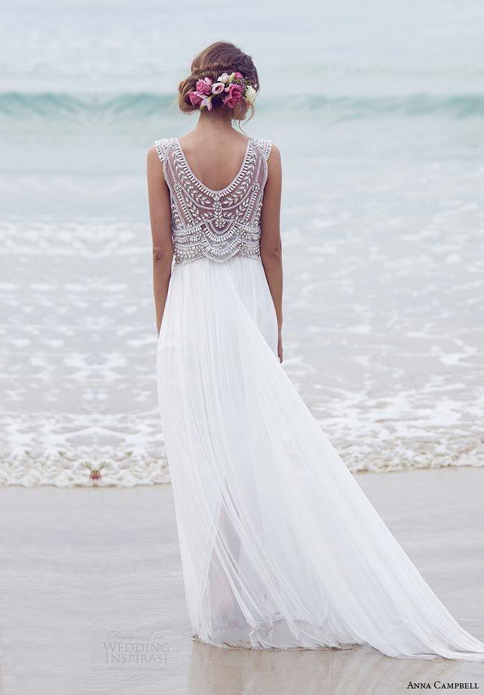 Düğün - Casamento Na Praia: 25 Vestidos De Noiva