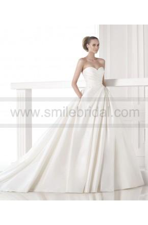 Wedding - 2015 Pronovias Wedding Dresses Style Casey