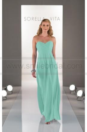 Hochzeit - Sorella Vita Unique Bridesmaid Dress Style 8405