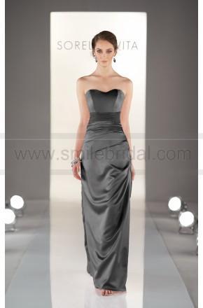 Свадьба - Sorella Vita Gray Bridesmaid Dress Style 8418 - Bridesmaid Dresses 2016 - Bridesmaid Dresses