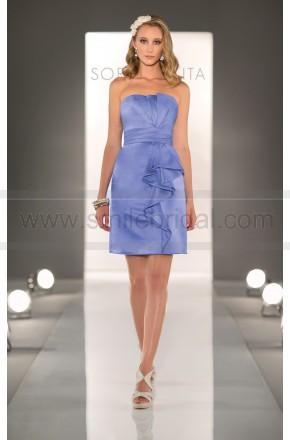 Wedding - Sorella Vita Light Blue Bridesmaid Dress Style 8274 - Bridesmaid Dresses 2016 - Bridesmaid Dresses