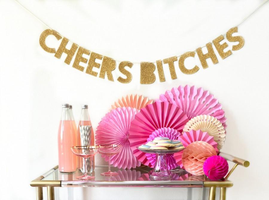 Hochzeit - Bachelorette Party Banner
