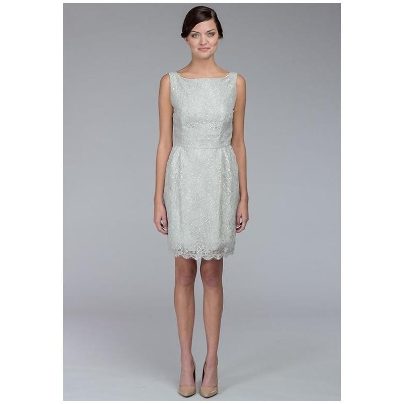 زفاف - Kate McDonald Little White Dress Amanda Wedding Dress - The Knot - Formal Bridesmaid Dresses 2016