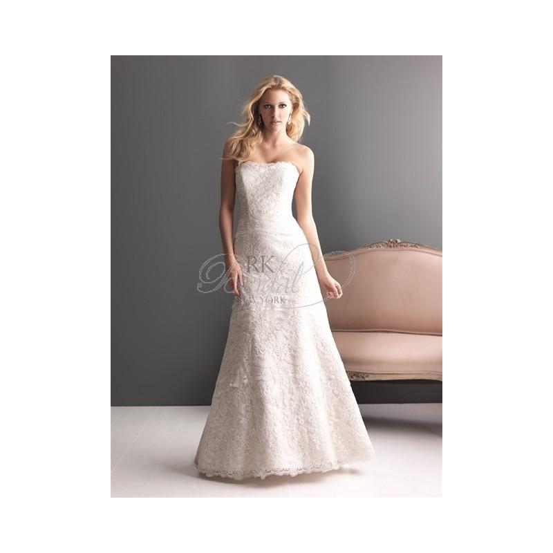 Wedding - Allure Bridal Spring 2013 - Style 2600 - Elegant Wedding Dresses