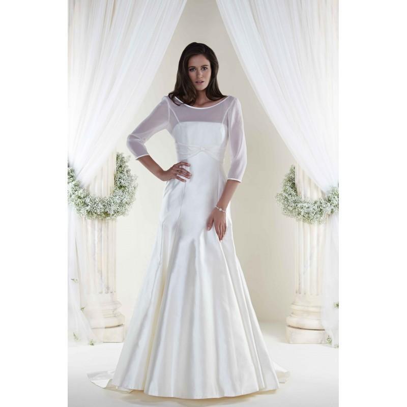 Wedding - Sassi Holford - 2014 Signature Collection - Catrina & Georgina Jacket 1075429 - granddressy.com