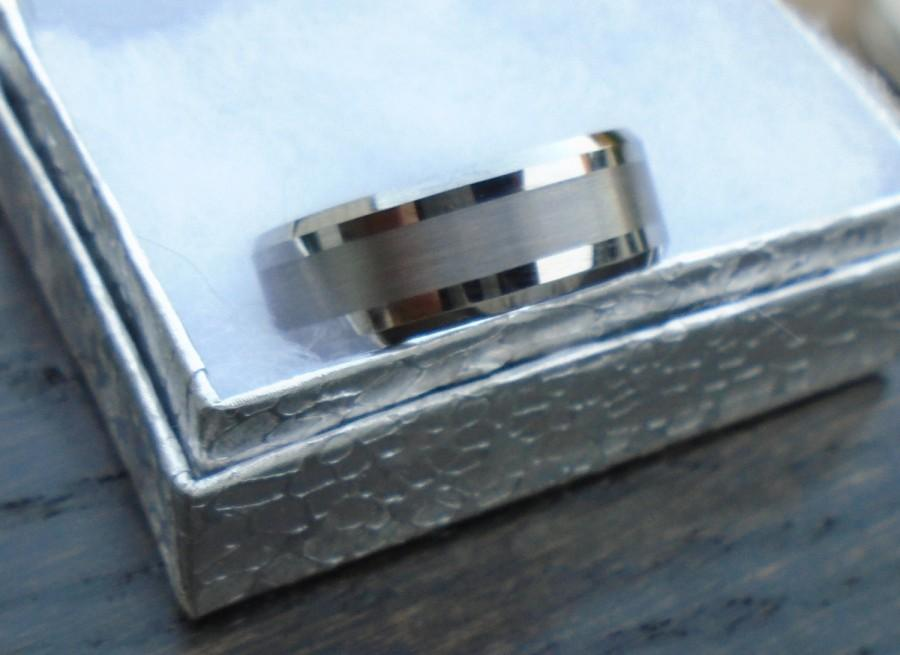 Свадьба - 100% Tungsten Brand New Hand Made Wedding Ring