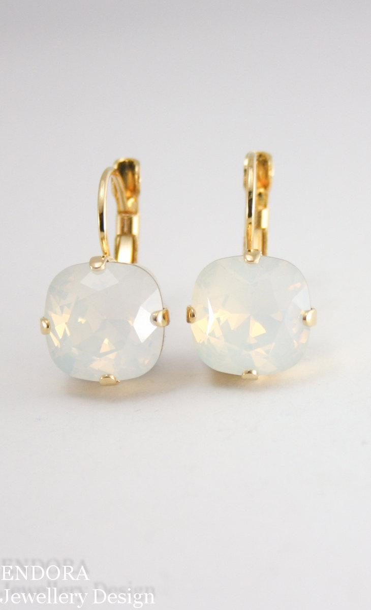 latest from crystal dhgate product hollow charm shaped earrings flower white earring the gold bride com