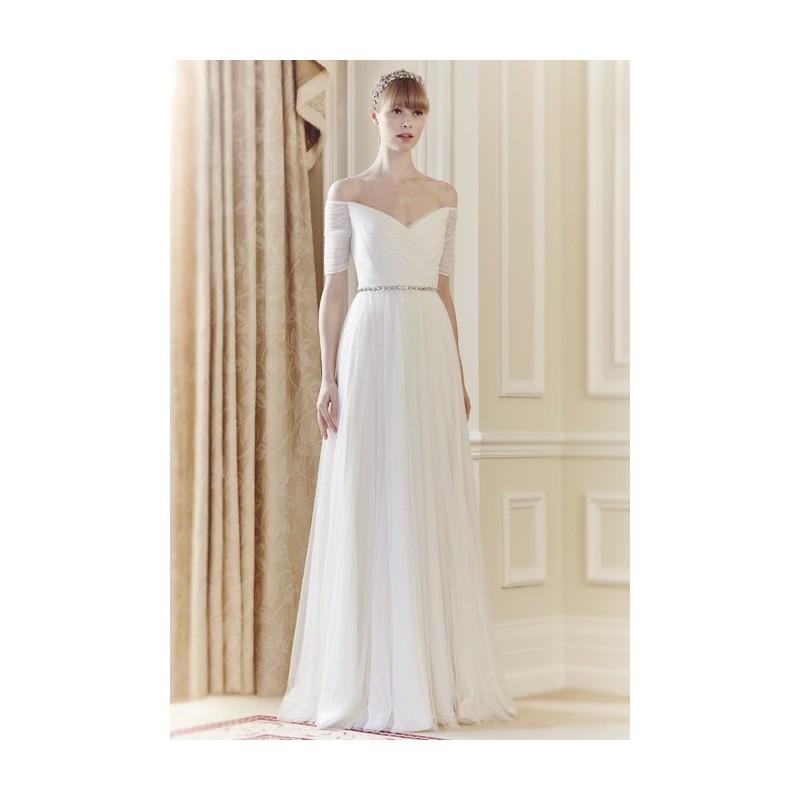 Jenny packham belle stunning cheap wedding dresses for Jenny packham sale wedding dresses