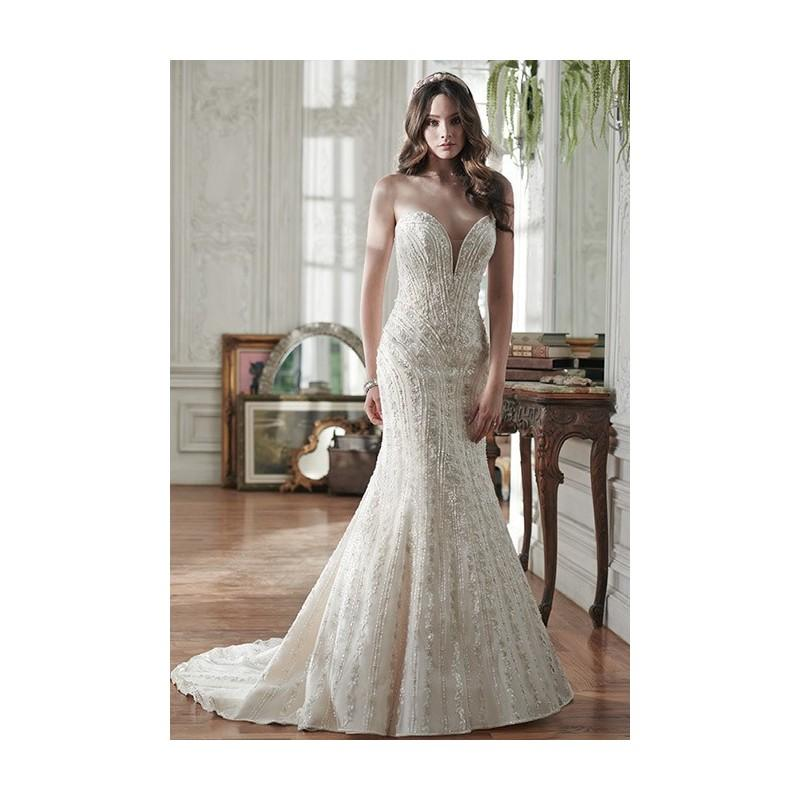 Mariage - Maggie Sottero - Carney - Stunning Cheap Wedding Dresses