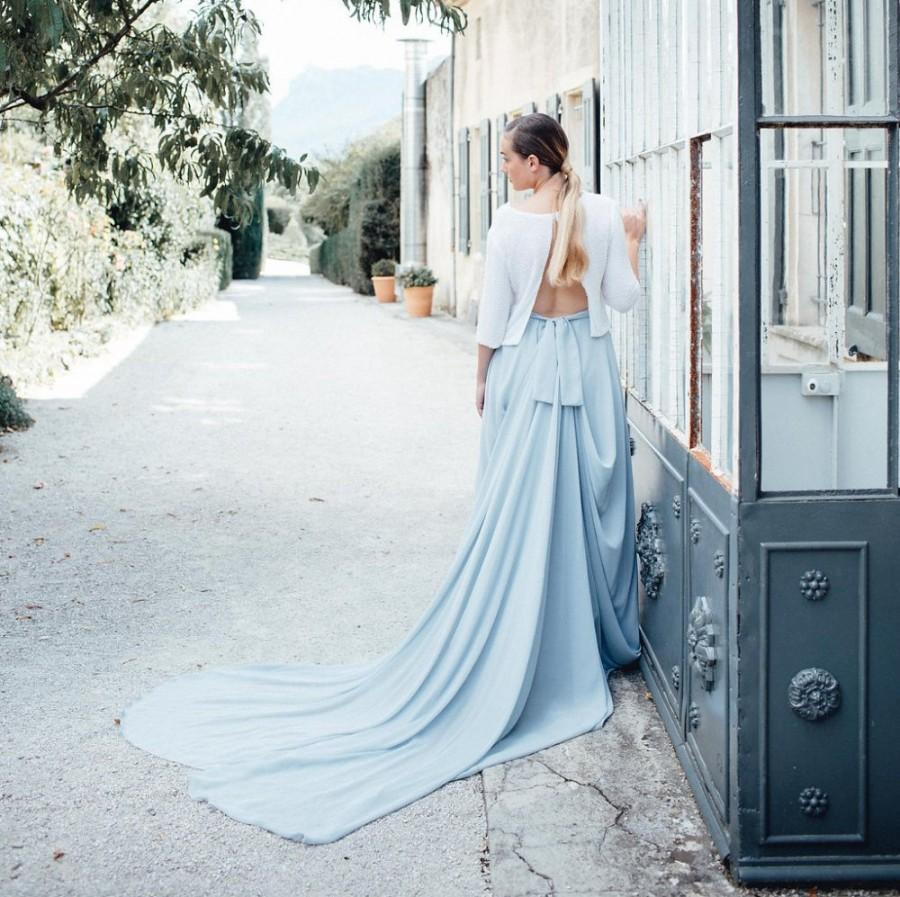 clara collection 2017 robe de mari e top et jupe en
