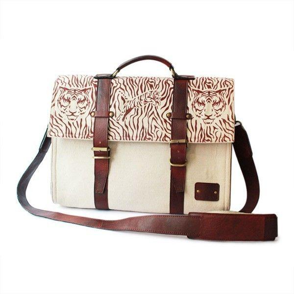 Wedding - Classy Canvas Laptop Bag