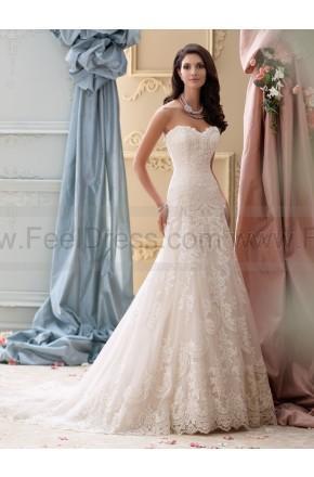 Свадьба - David Tutera For Mon Cheri 115237-Justice Wedding Dress