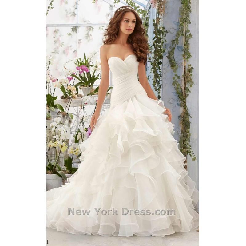 Wedding - Mori Lee 5412 - Charming Wedding Party Dresses