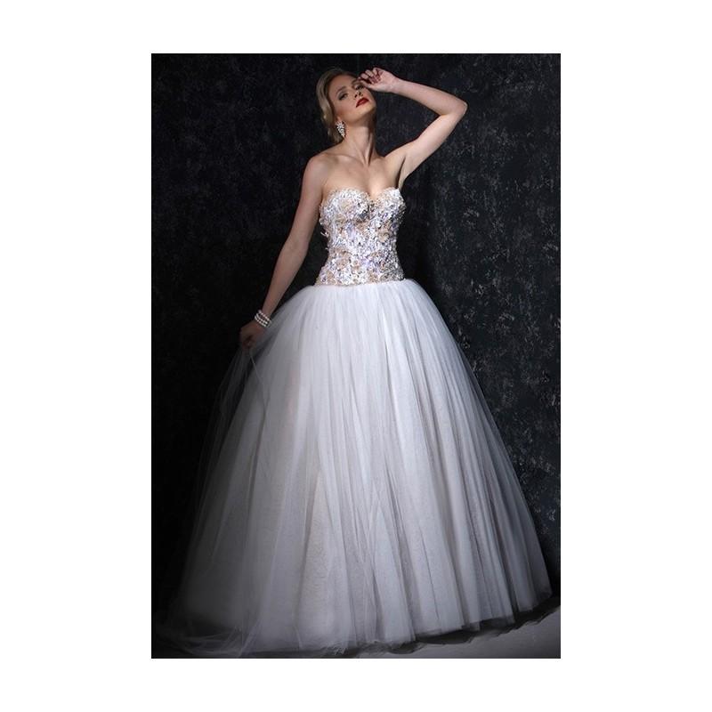 Wedding - Victor Harper Couture - VHC321 - Stunning Cheap Wedding Dresses